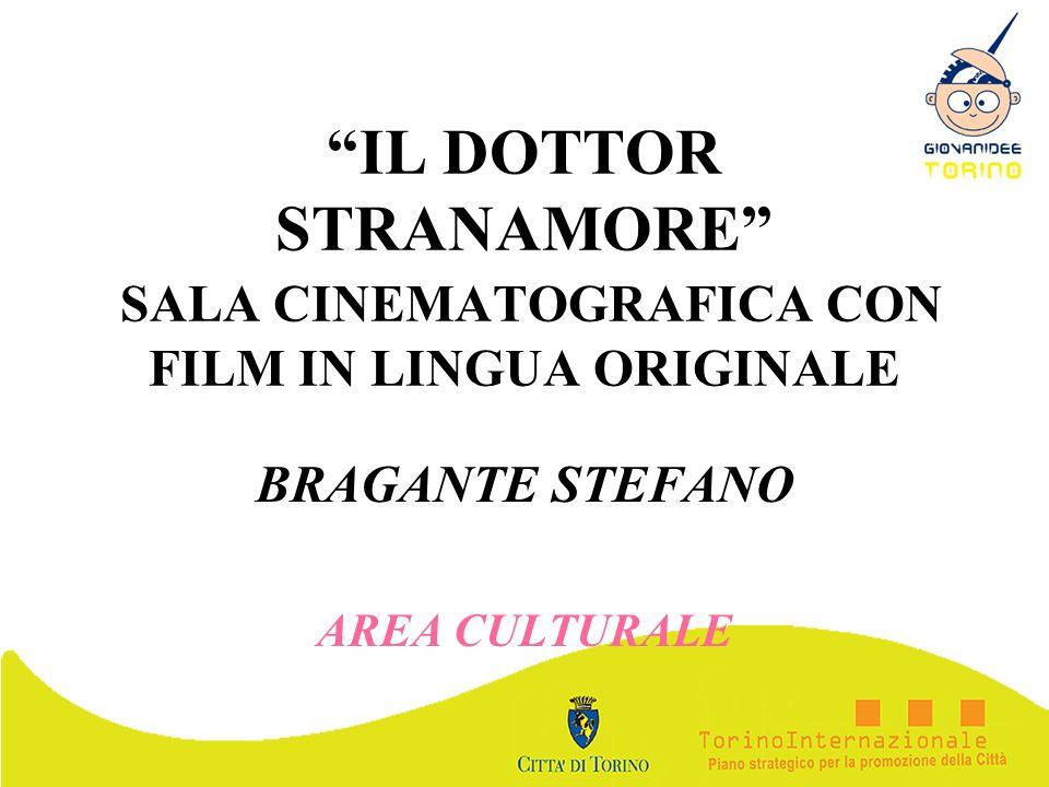 BRAGANTE STEFANO AREA CULTURALE
