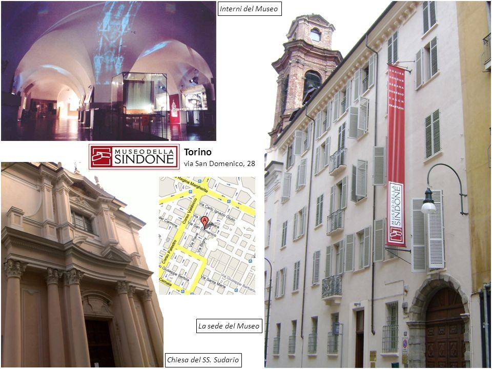 Torino Interni del Museo via San Domenico, 28 La sede del Museo