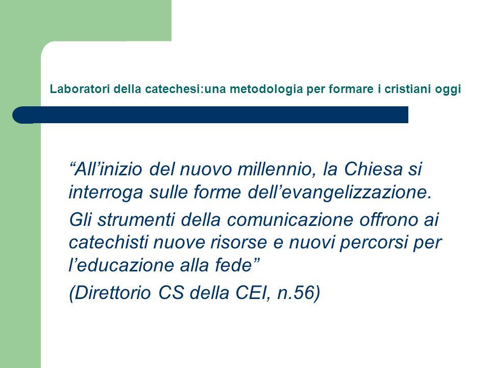 (Direttorio CS della CEI, n.56)
