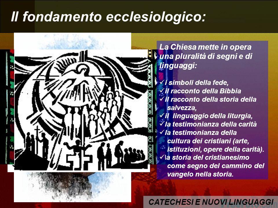CATECHESI E NUOVI LINGUAGGI