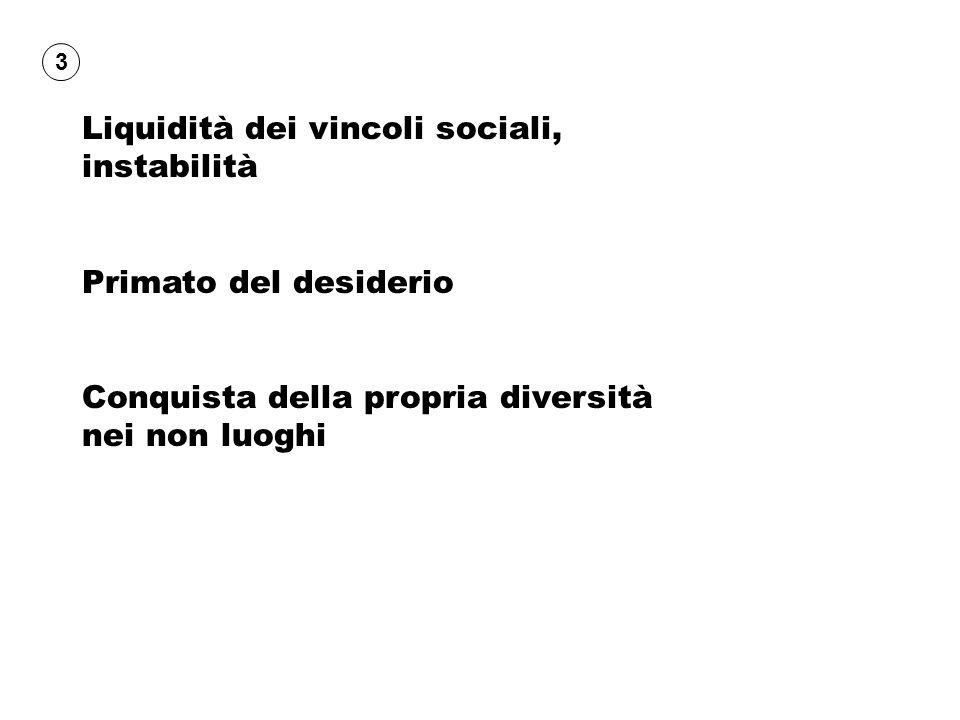 Liquidità dei vincoli sociali, instabilità
