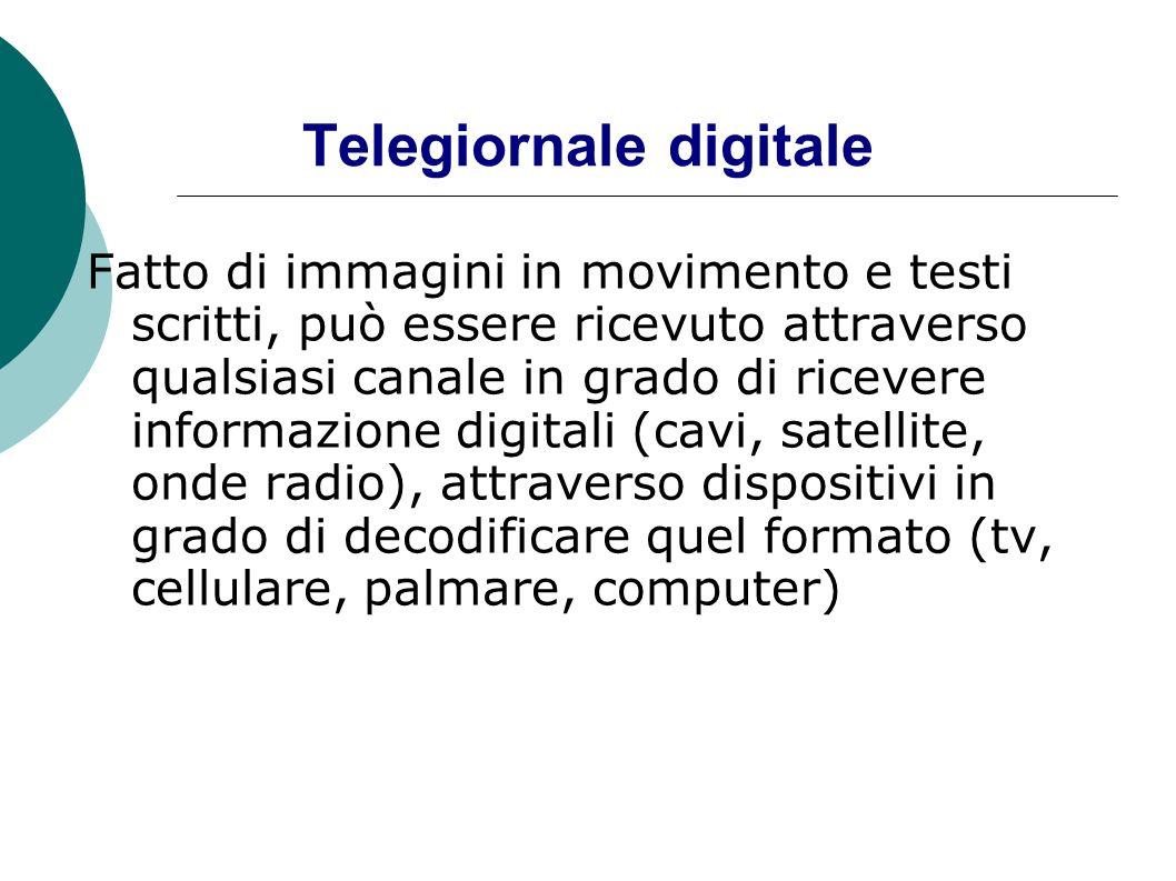 Telegiornale digitale
