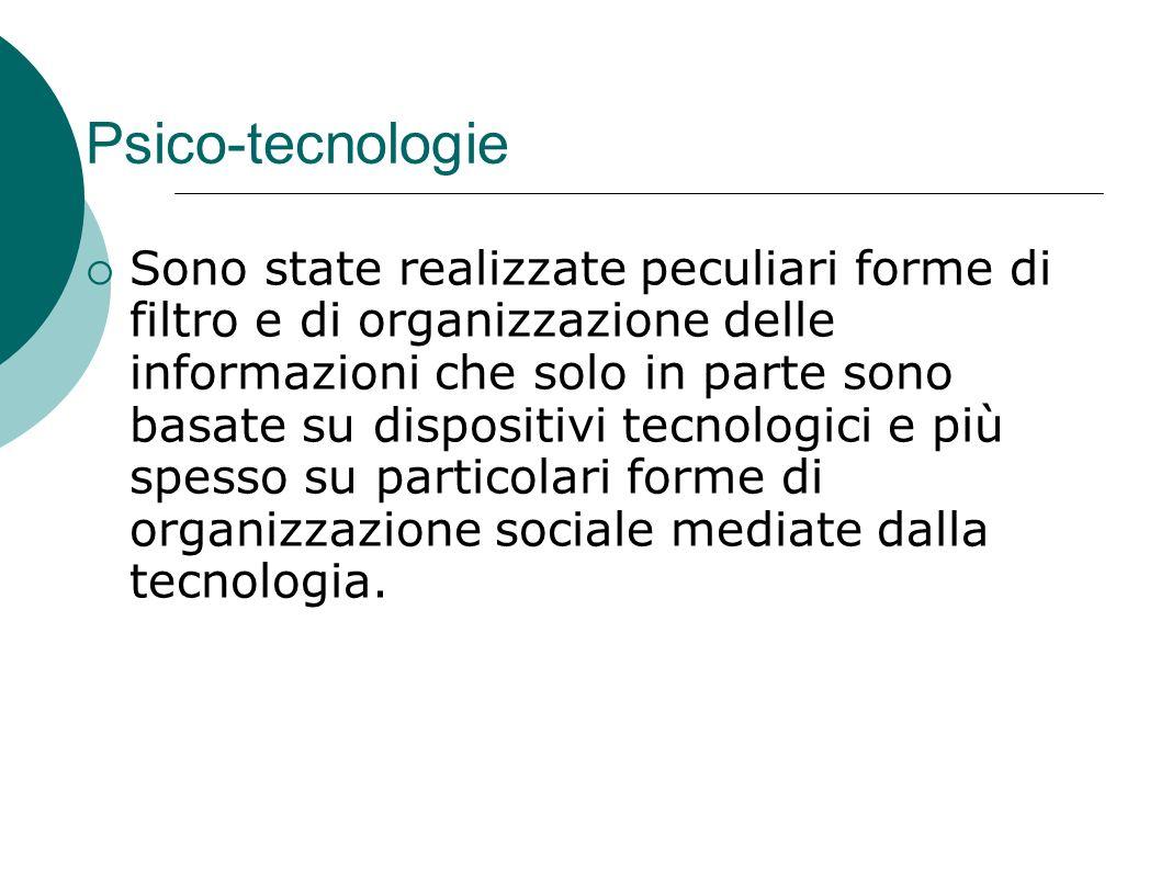 Psico-tecnologie