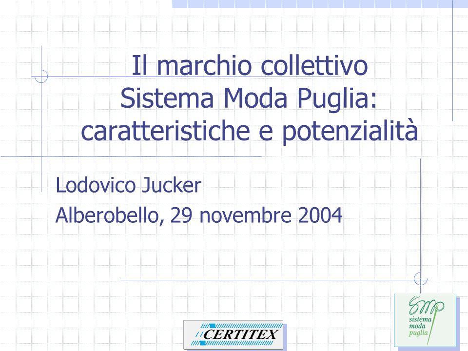Lodovico Jucker Alberobello, 29 novembre 2004