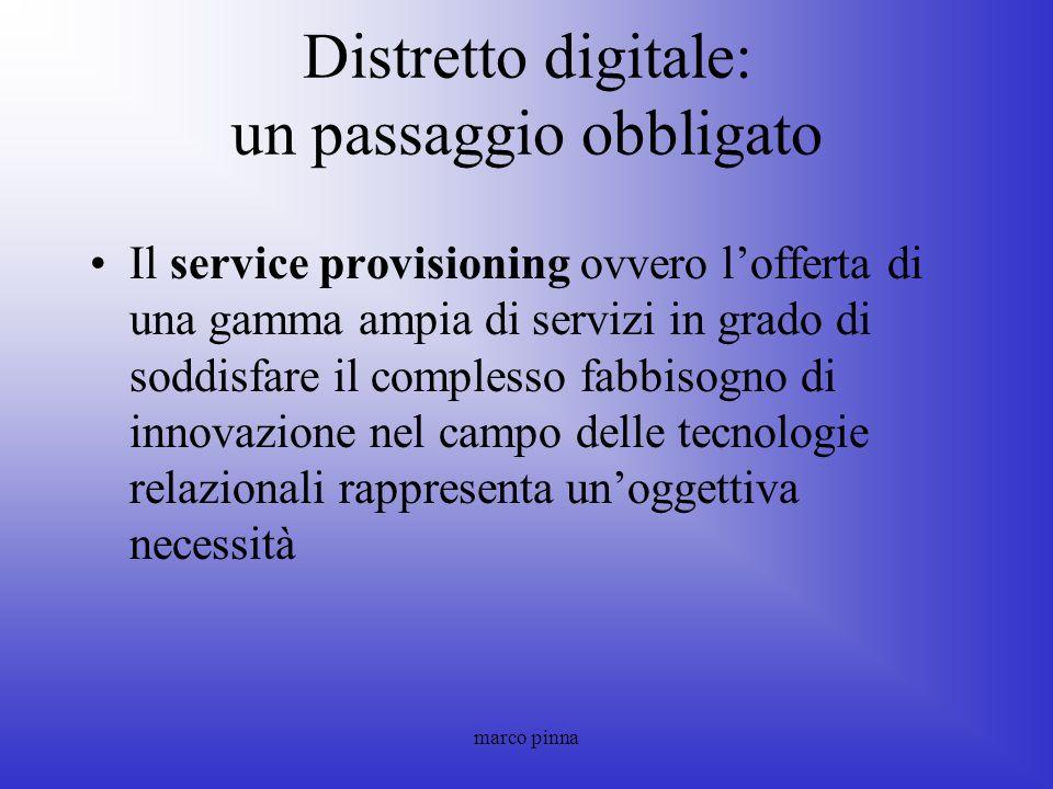Distretto digitale: un passaggio obbligato