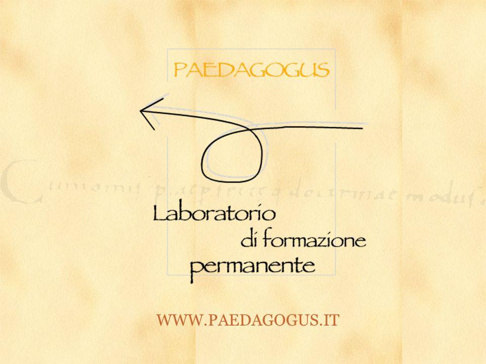 WWW.PAEDAGOGUS.IT