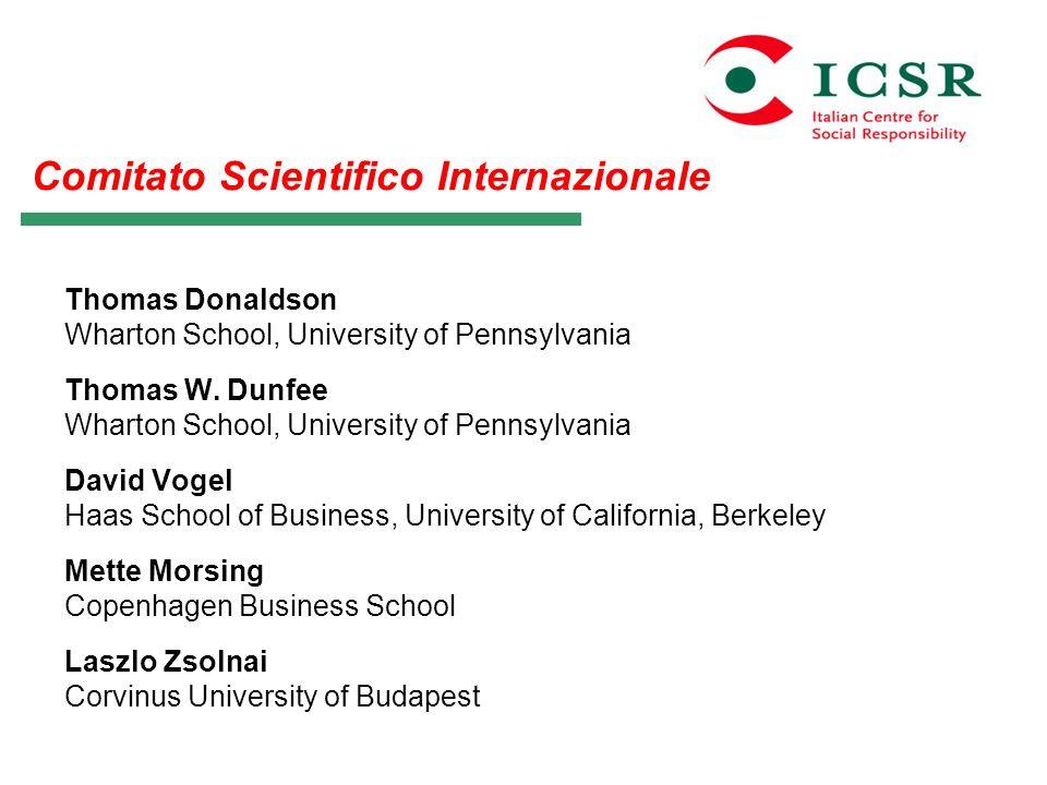 Comitato Scientifico Internazionale