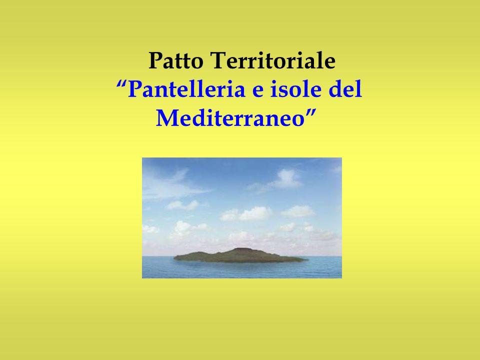 Pantelleria e isole del Mediterraneo