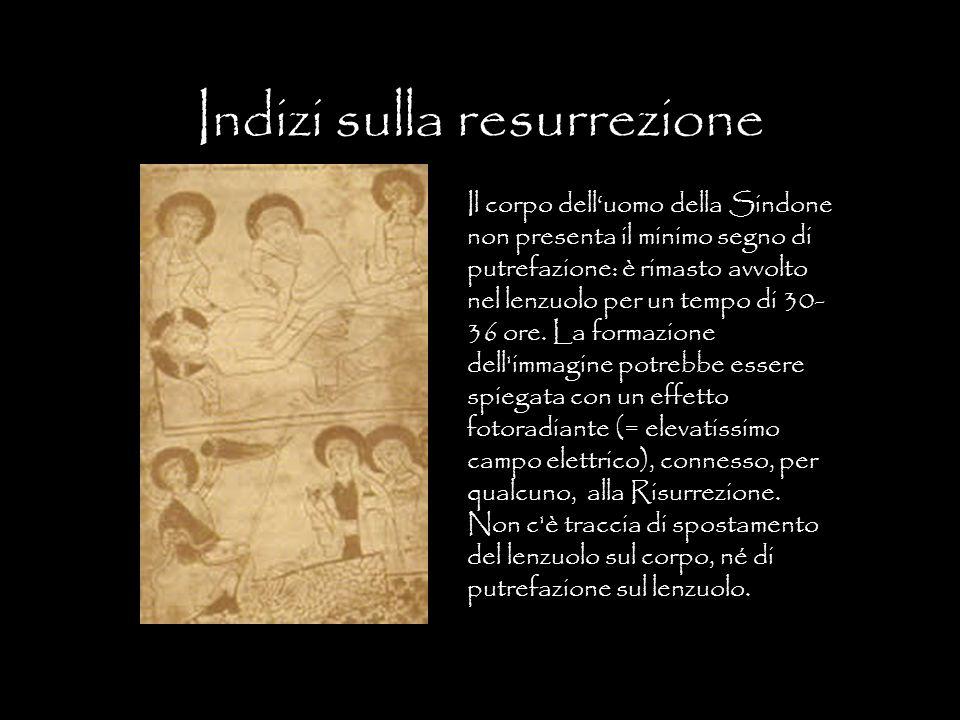 Indizi sulla resurrezione