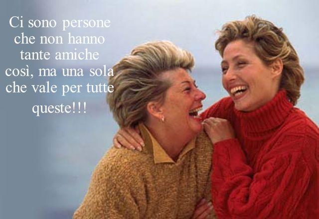 Ci sono persone che non hanno tante amiche così, ma una sola che vale per tutte queste!!!