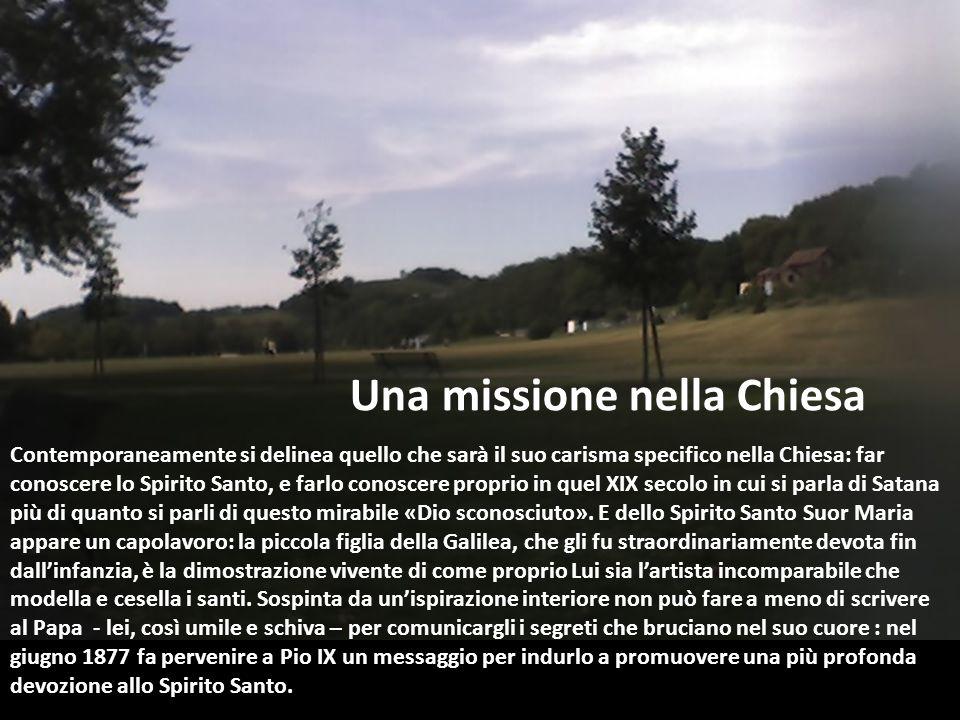 Una missione nella Chiesa
