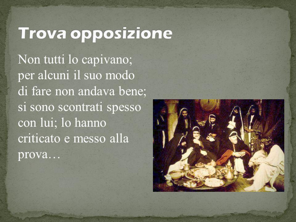 Trova opposizione