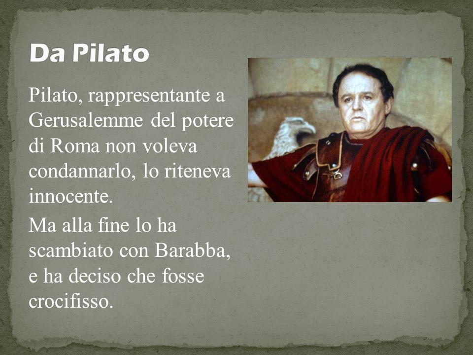 Da Pilato