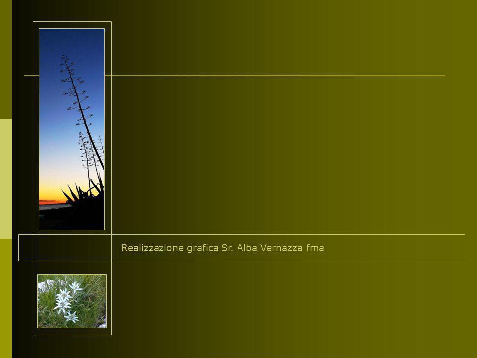 Realizzazione grafica Sr. Alba Vernazza fma