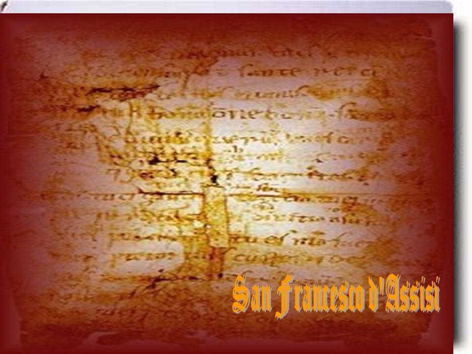 Le Laudi di Dio San Francesco d Assisi