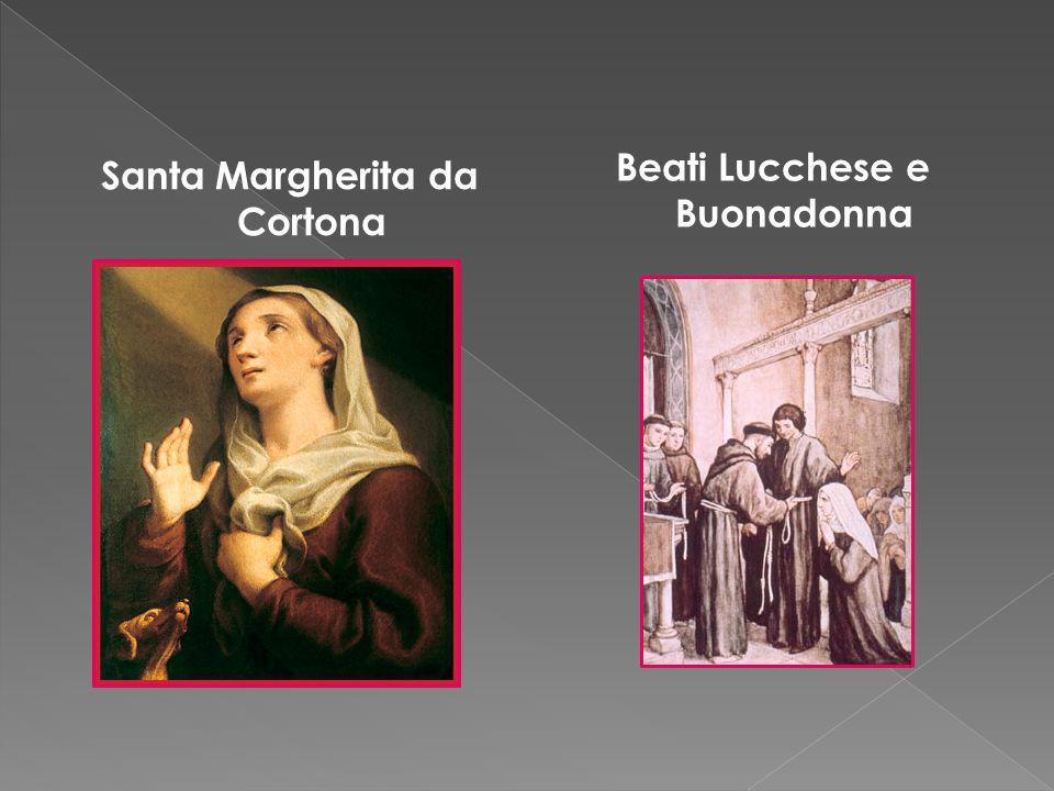 Beati Lucchese e Buonadonna Santa Margherita da Cortona