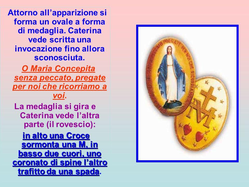 O Maria Concepita senza peccato, pregate per noi che ricorriamo a voi.