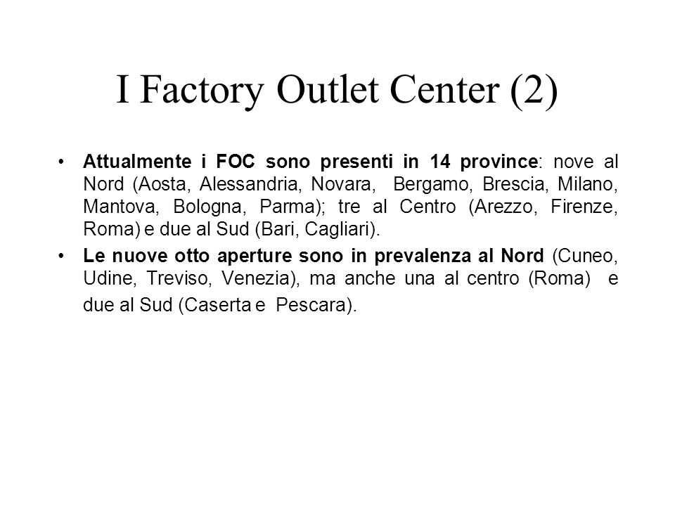 I Factory Outlet Center (2)