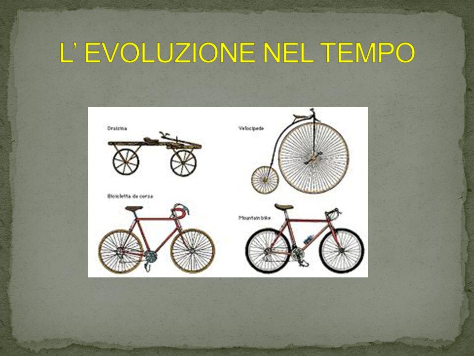 L' EVOLUZIONE NEL TEMPO