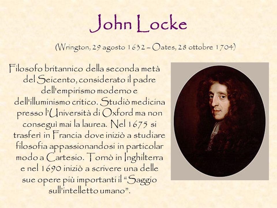 (Wrington, 29 agosto 1632 – Oates, 28 ottobre 1704)