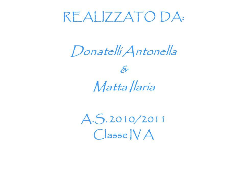 Donatelli Antonella & Matta Ilaria