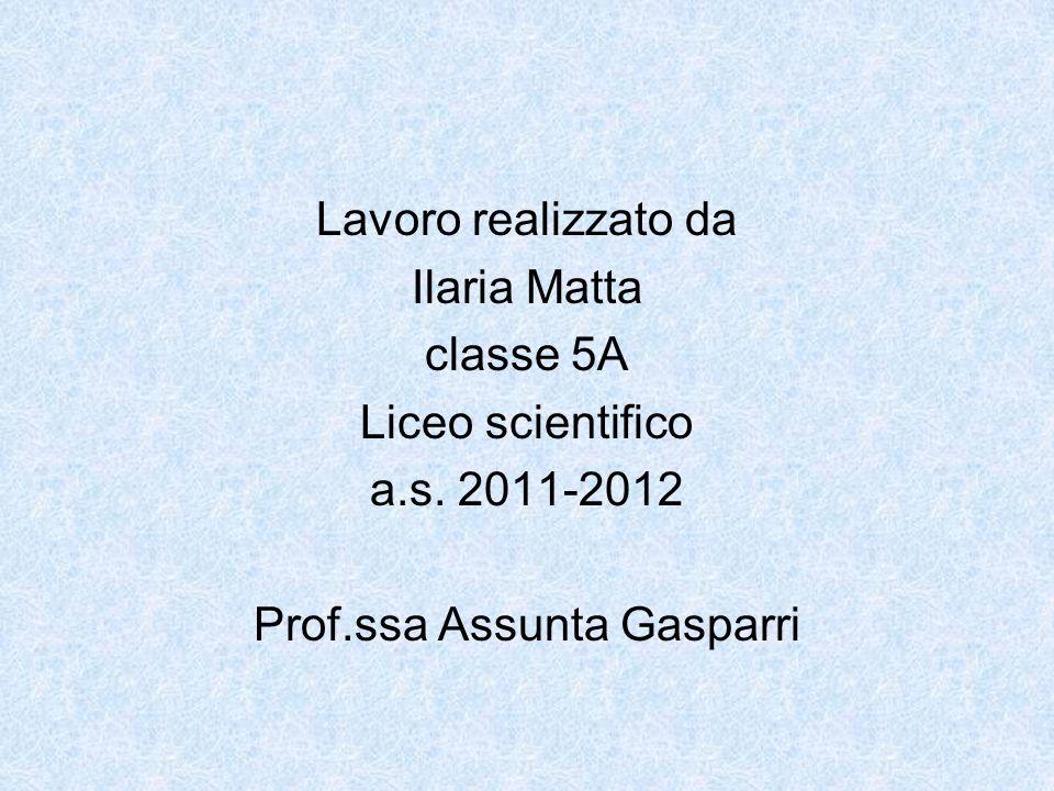 Prof.ssa Assunta Gasparri