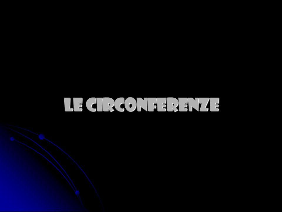 LE CIRCONFERENZE