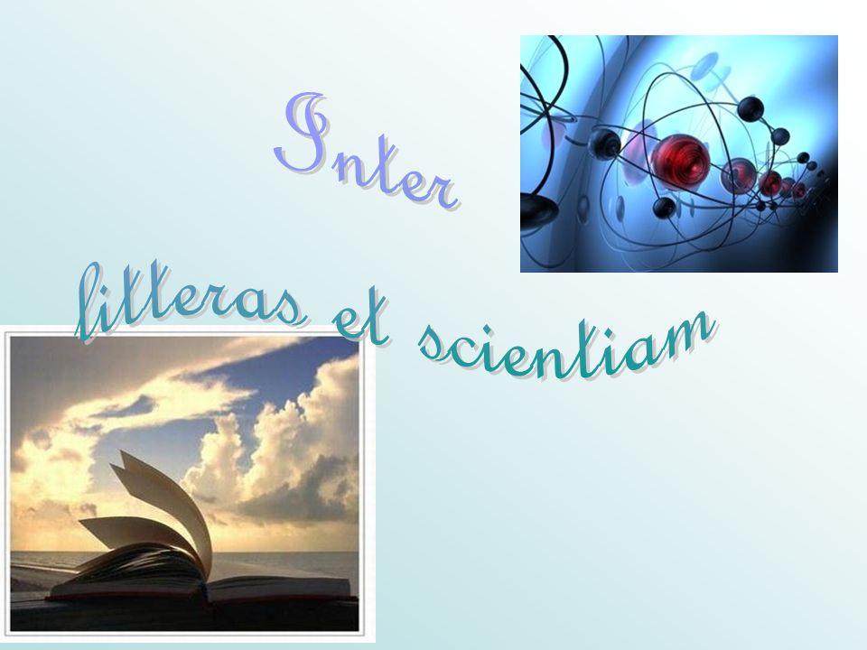 Inter litteras et scientiam