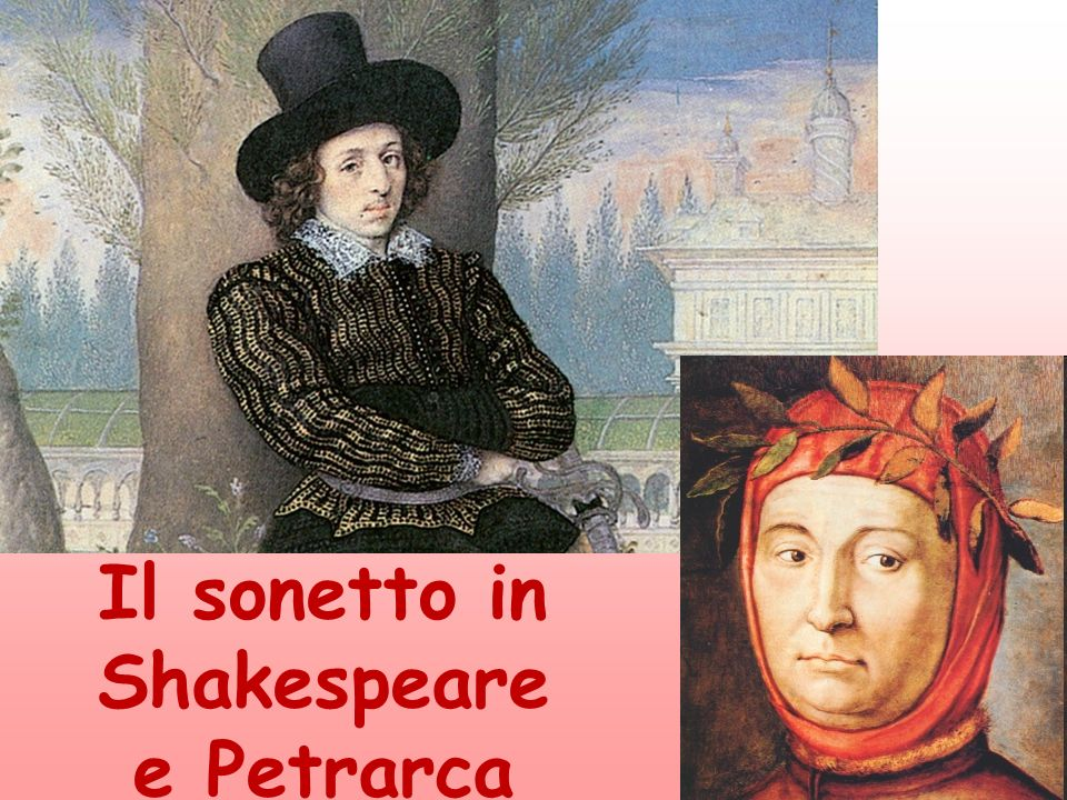 Il sonetto in Shakespeare