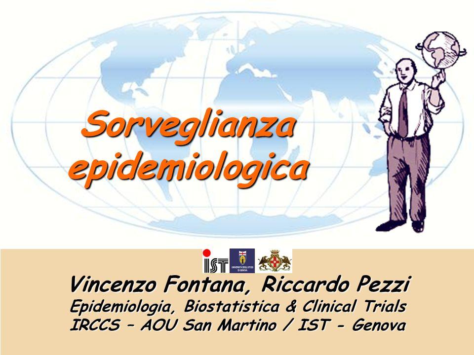 Sorveglianza epidemiologica