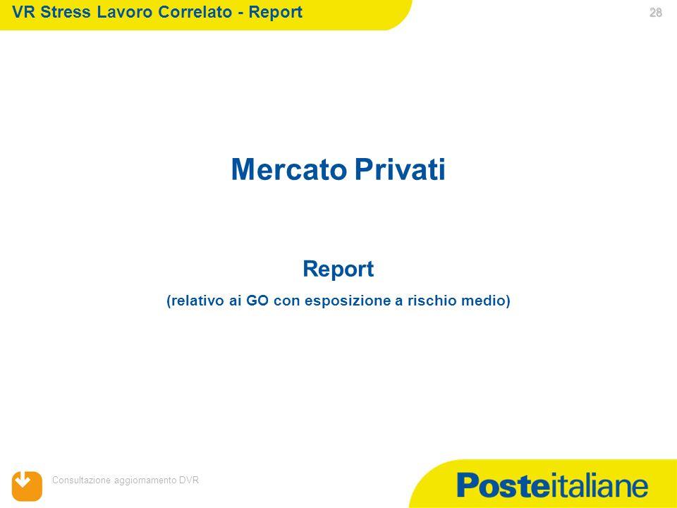 VR Stress Lavoro Correlato - Report
