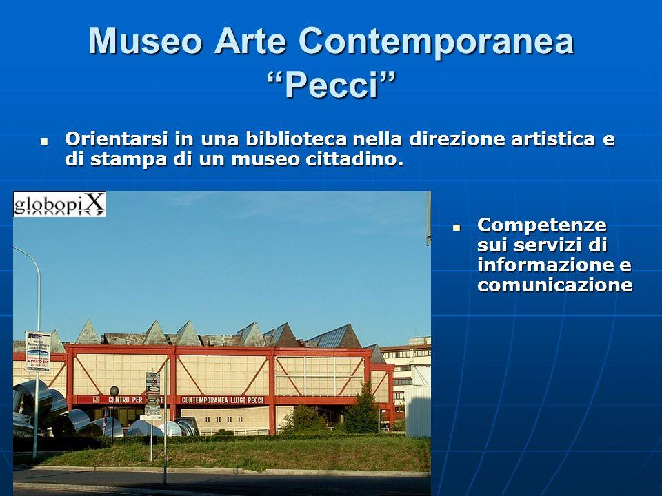 Museo Arte Contemporanea Pecci