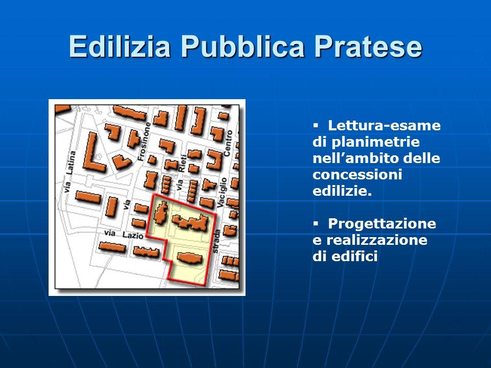 Edilizia Pubblica Pratese