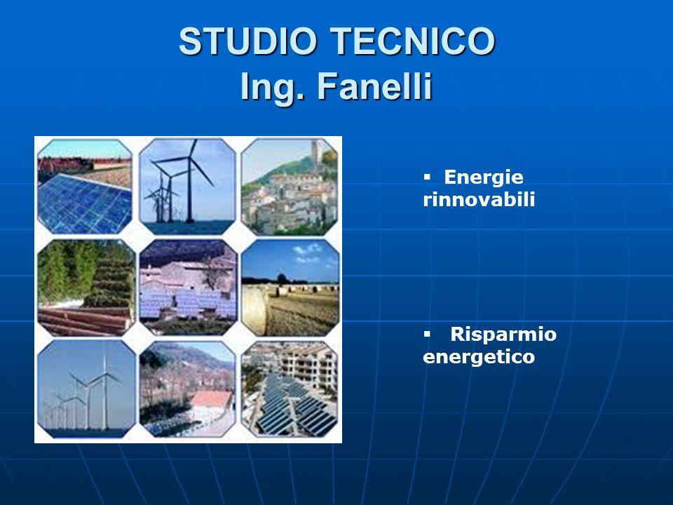 STUDIO TECNICO Ing. Fanelli