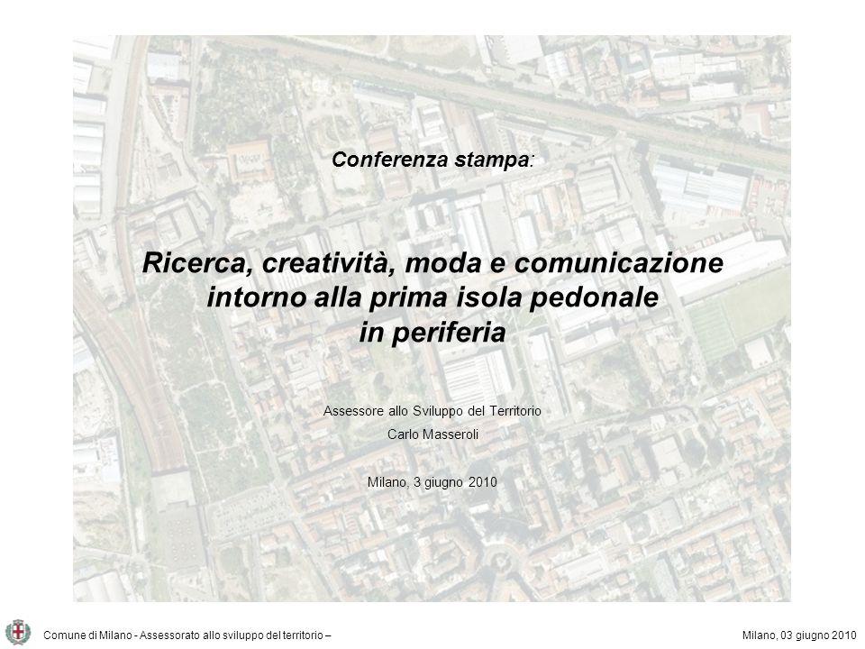Ricerca, creatività, moda e comunicazione