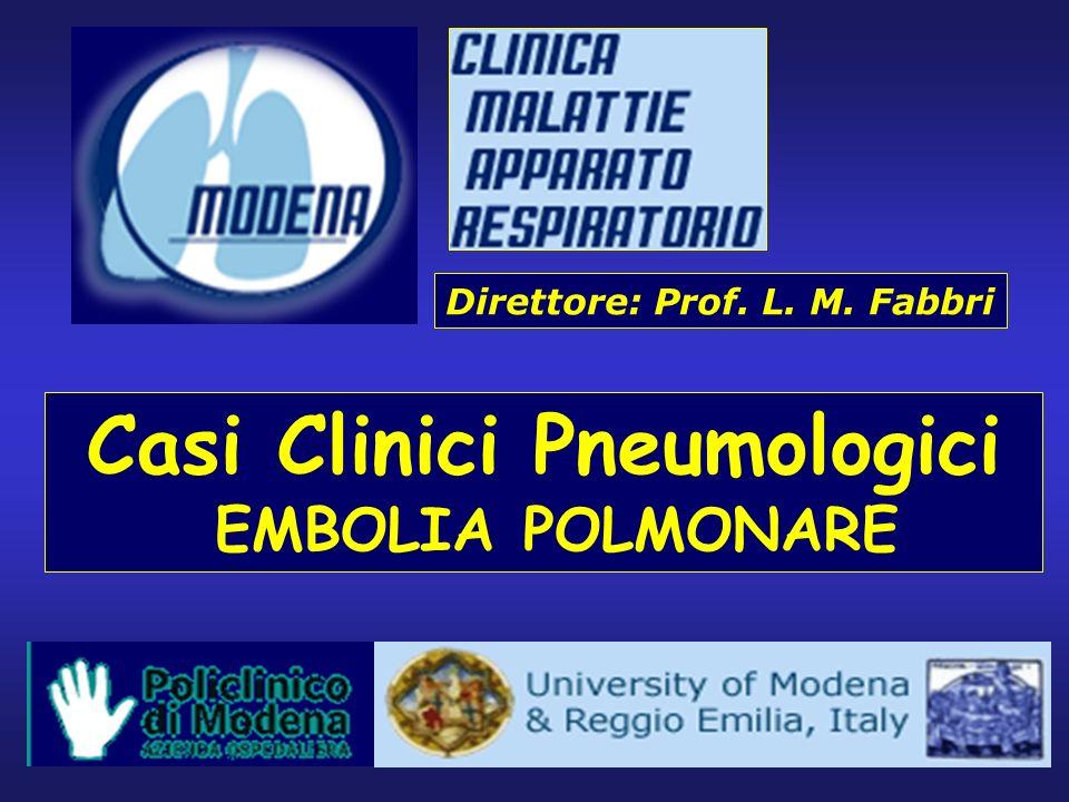 Casi Clinici Pneumologici