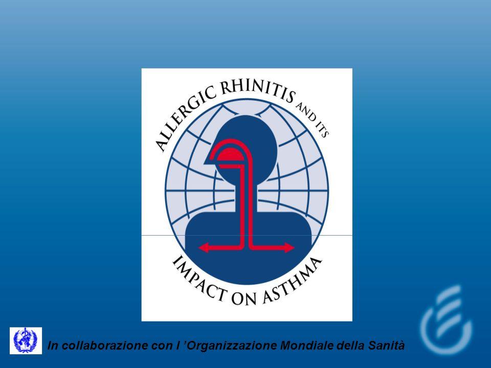 In collaborazione con l 'Organizzazione Mondiale della Sanità