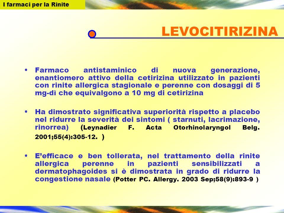 LEVOCITIRIZINA