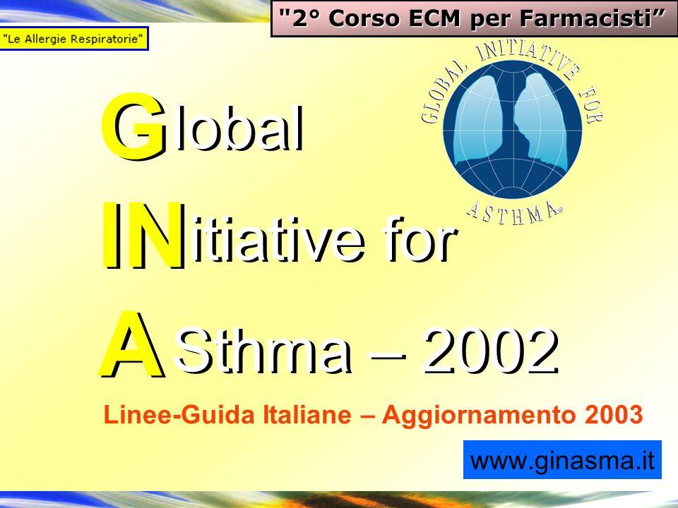 Linee-Guida Italiane – Aggiornamento 2003