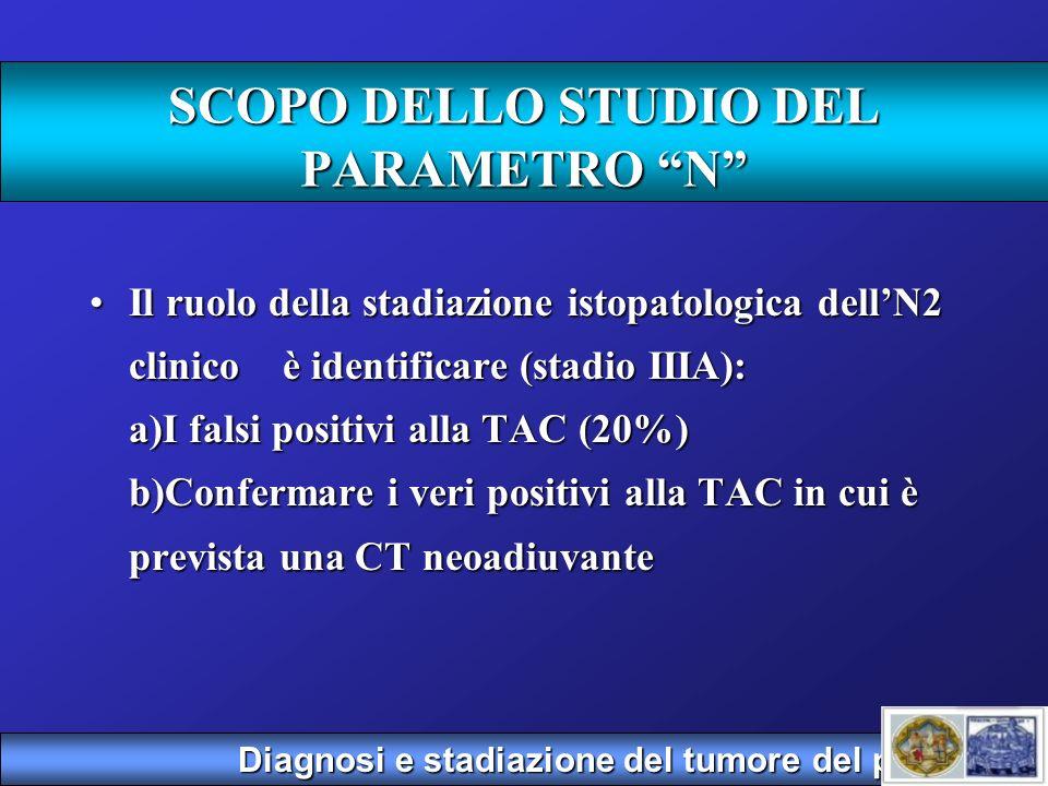 SCOPO DELLO STUDIO DEL PARAMETRO N