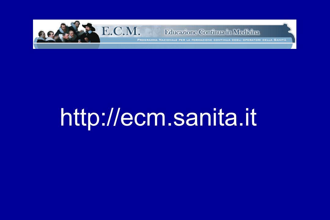 http://ecm.sanita.it