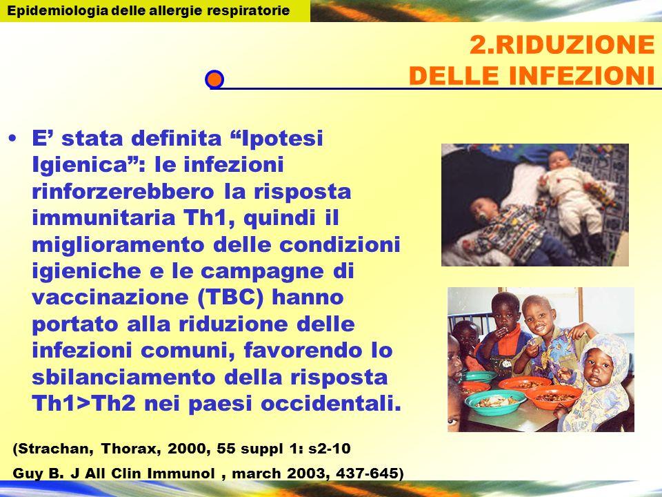 2.RIDUZIONE DELLE INFEZIONI