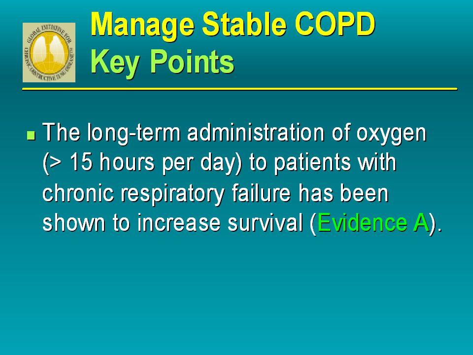 Ossigenoterapia domiciliare