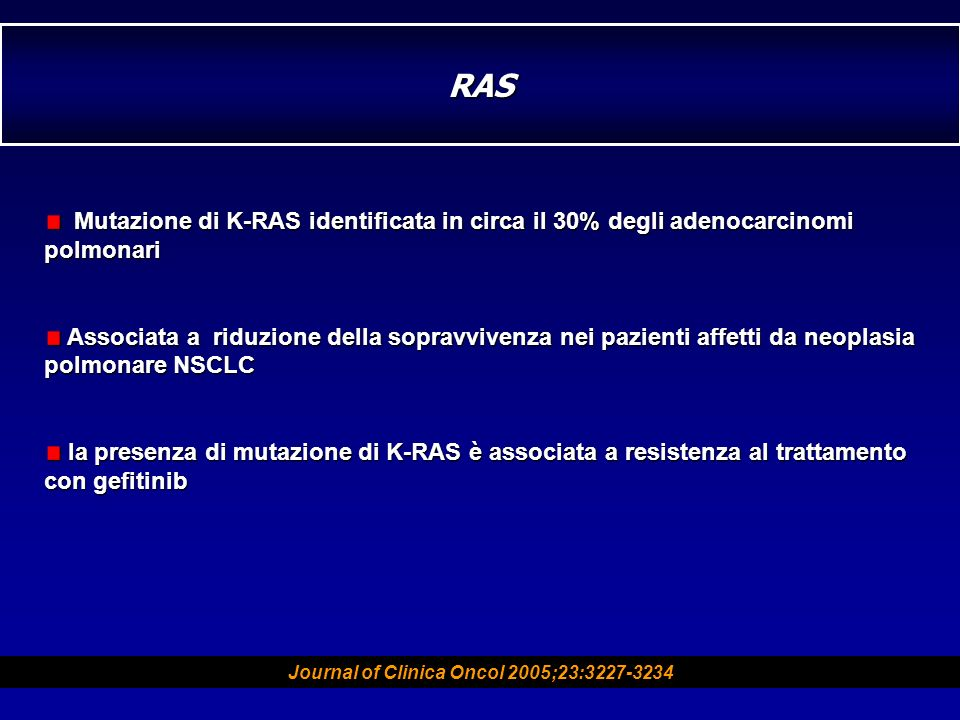 Journal of Clinica Oncol 2005;23:3227-3234
