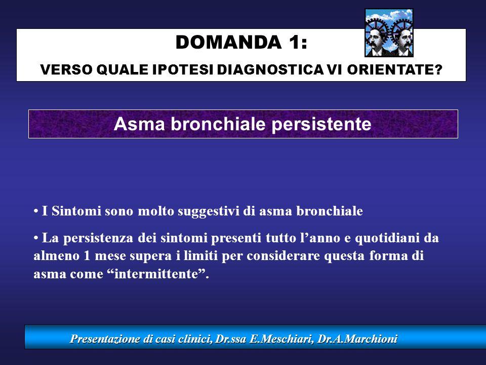Asma bronchiale persistente