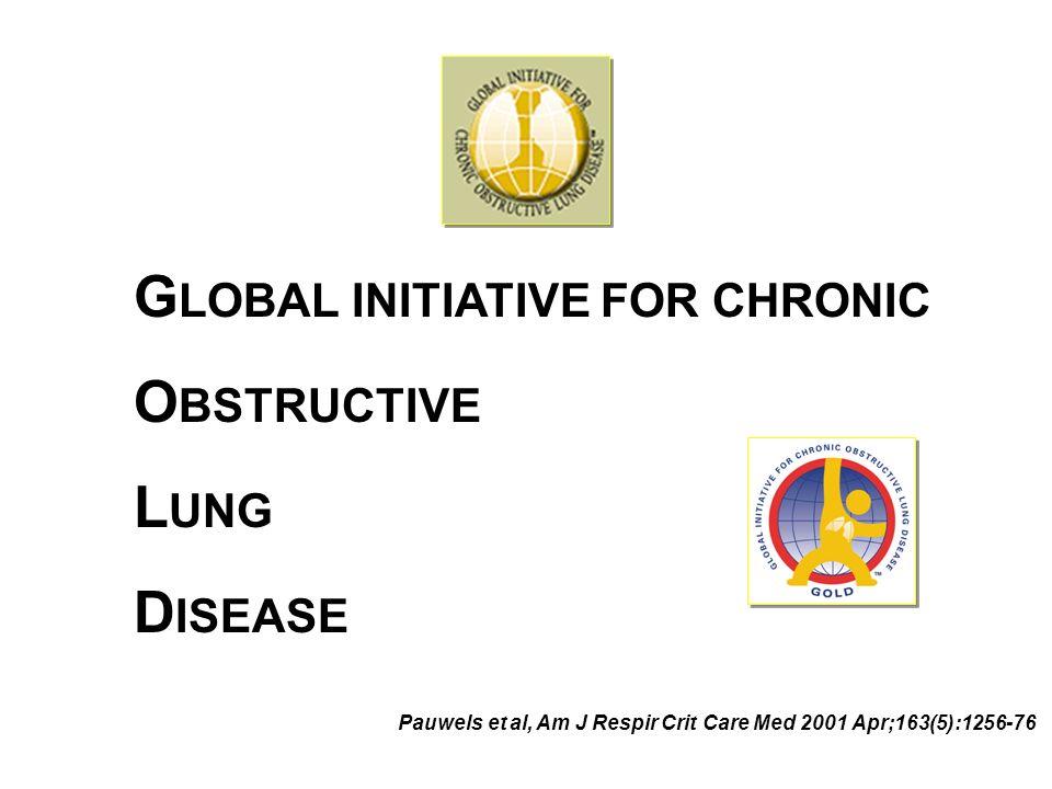 Pauwels et al, Am J Respir Crit Care Med 2001 Apr;163(5):1256-76