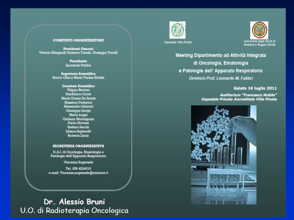 U.O. di Radioterapia Oncologica