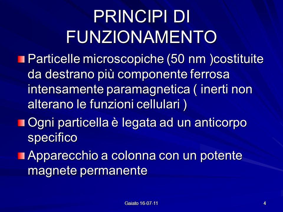 PRINCIPI DI FUNZIONAMENTO