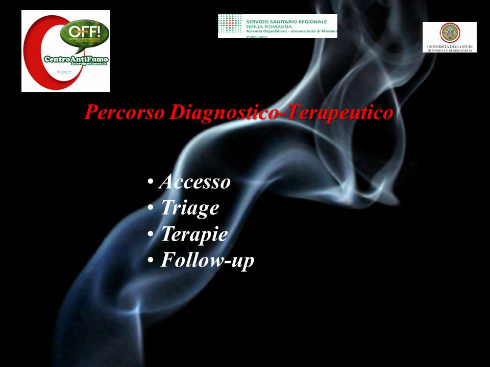 Percorso Diagnostico-Terapeutico
