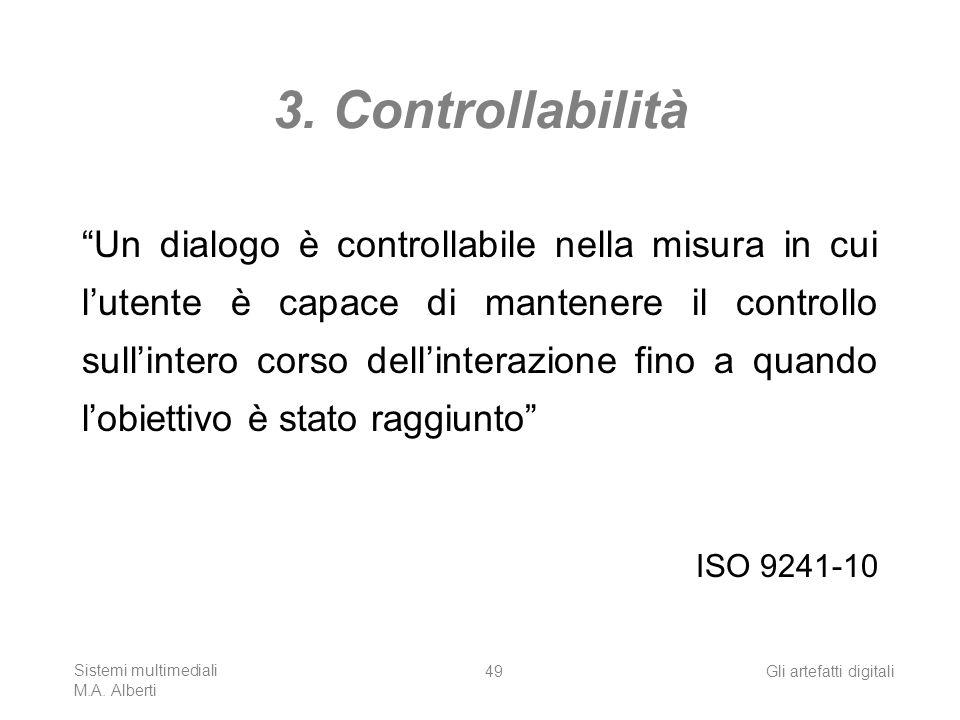 3. Controllabilità